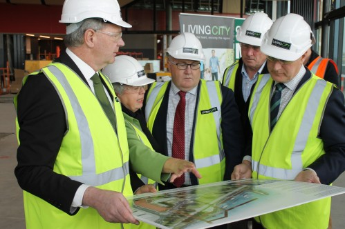 Living City with Deputy Prime Minister Michael McCormack