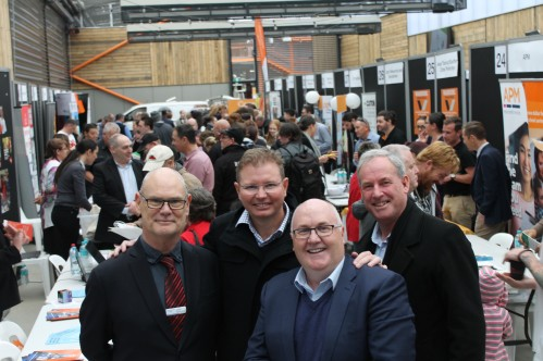 Devonport Jobs Fair with Small Business Minister Craig Laundy