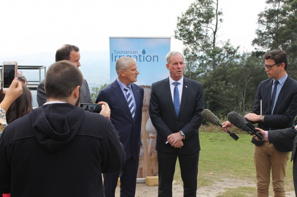 Coalition Extends TFES for Tasmanian Drought Relief Fodder Donations