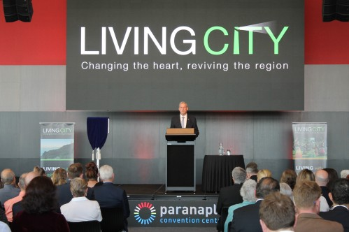 Opening Devonport Living City - Stage One