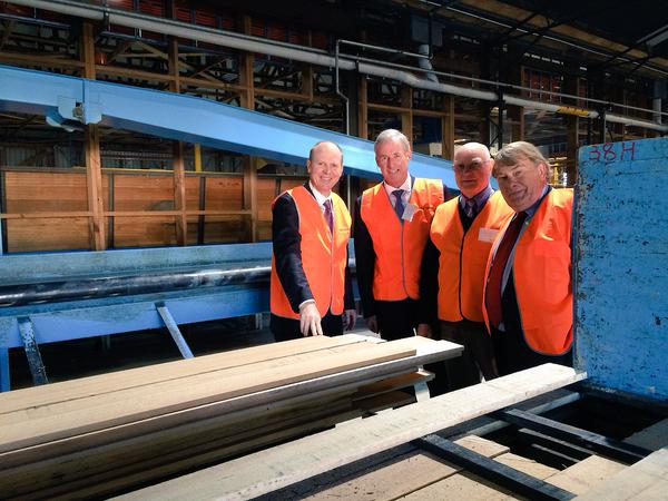 Working together to grow Australian forestry