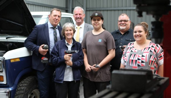 Wage subsidy program to support regional apprentices