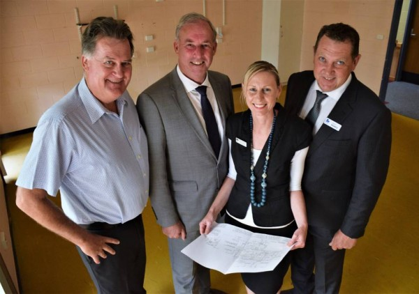 Melaleuca Home for the Aged received government grant to convert rooms