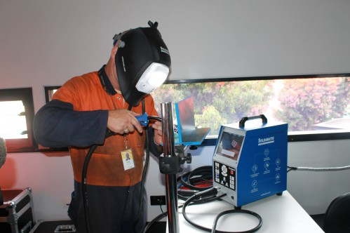 Advanced Welder Training Centre