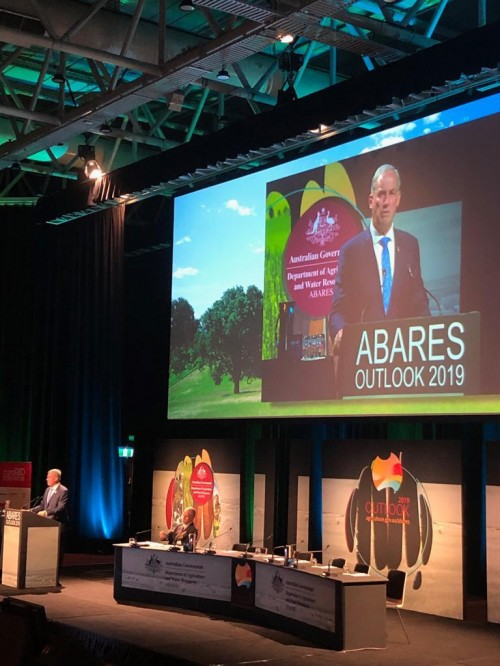 ABARES Outlook conference 2019