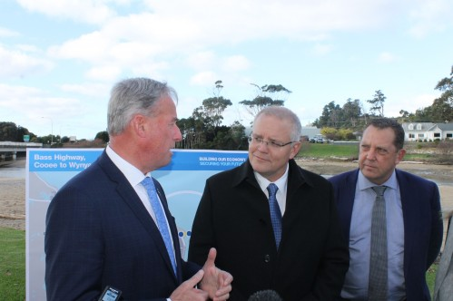 Cooee Crawl with Prime Minister Morrison