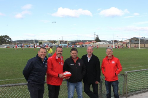 Ulverstone and East Devonport Football Club Grants
