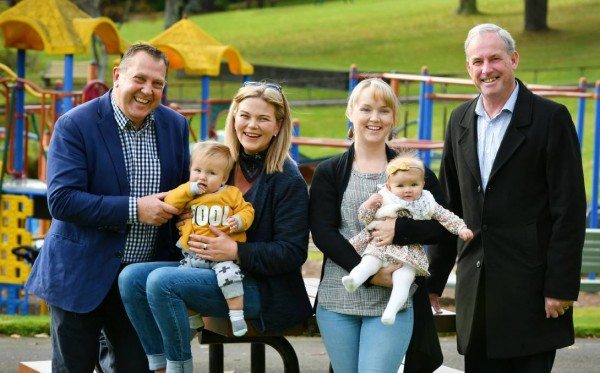 New mother and baby services for North-West