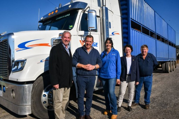 Tasmanian Transport Association have welcomed the Coast's proposed truck washes