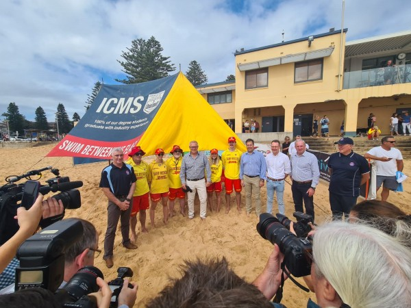 Funding to support Surf Life Saving across Australia