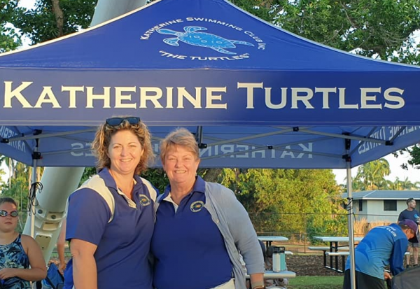 Turtles coach brings swimmers out of their shell